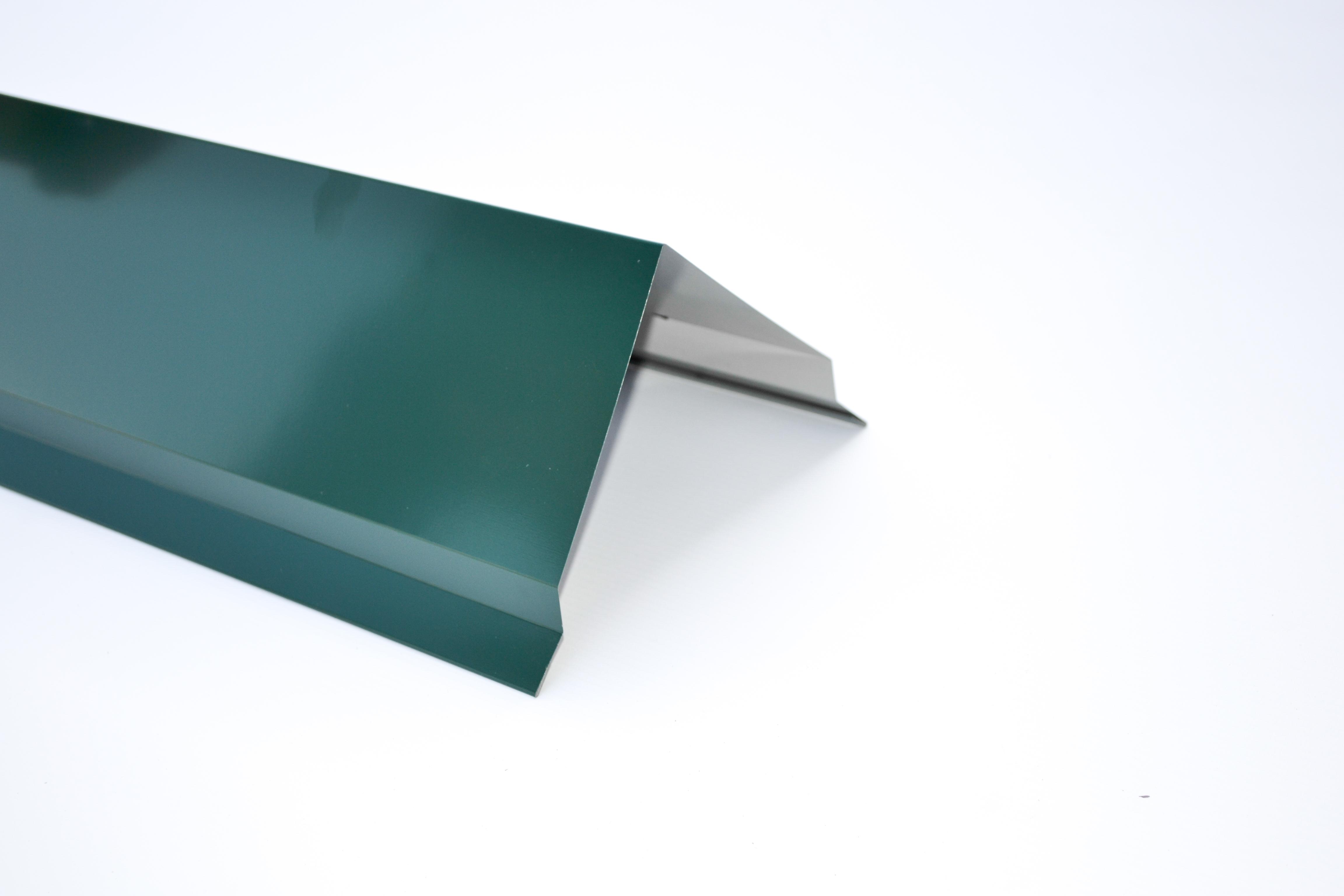 Außenecke Winkelblech 140 x 140 mm 90° Stahlblech 0,50mm dick ...